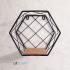 Полка шестиугольник маленькая